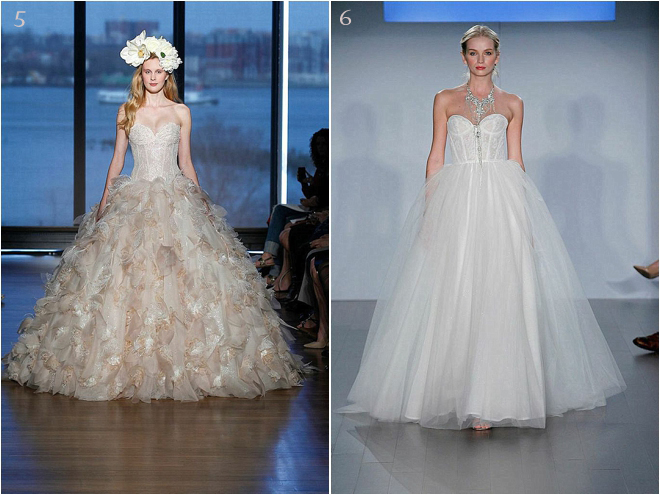 Gown Trend Alert: Embellished Bodices And Corsets