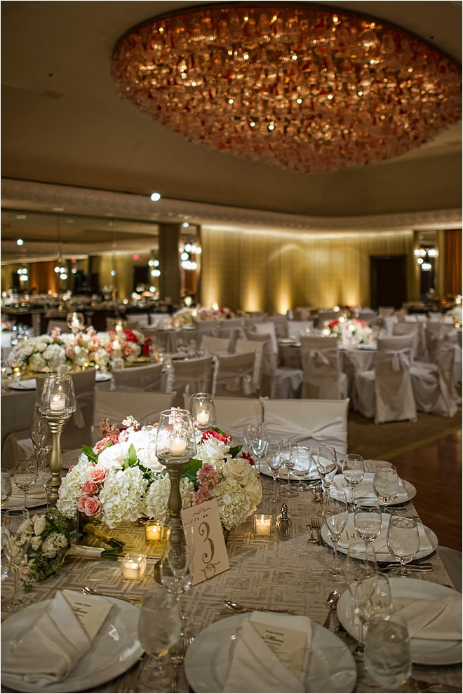 Blush Orange Silver Amp Gold Wedding At Four Seasons Hotel Houston By DC Stanley Photography