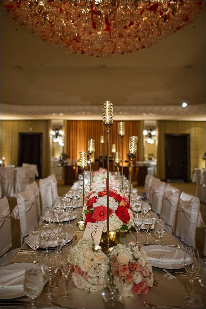 Blush Orange Silver Gold Wedding At Four Seasons Hotel Houston