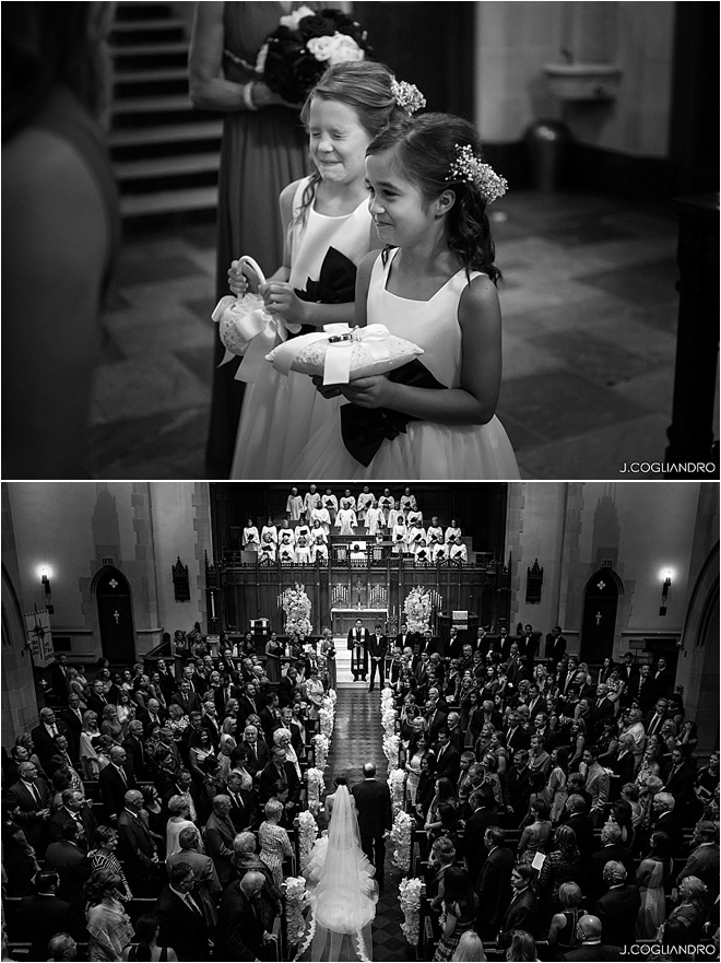 Maroon, Gray & White Wedding at The Corinthian by J. Cogliandro Photography