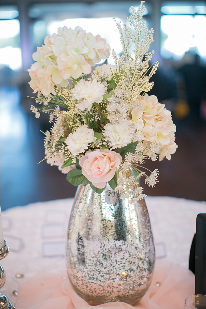 Blush White Amp Silver Wedding At Waterpoint Premier