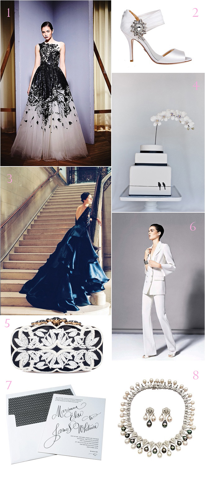 Gown Trends: Couture in Contrast