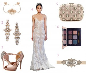 Timeless Romance: 7 Ultra Romantic Bridal Finds