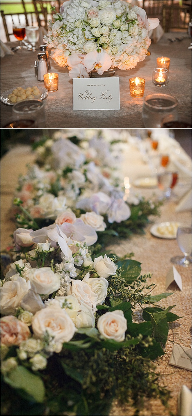 Blush, Ivory & Gold Wedding