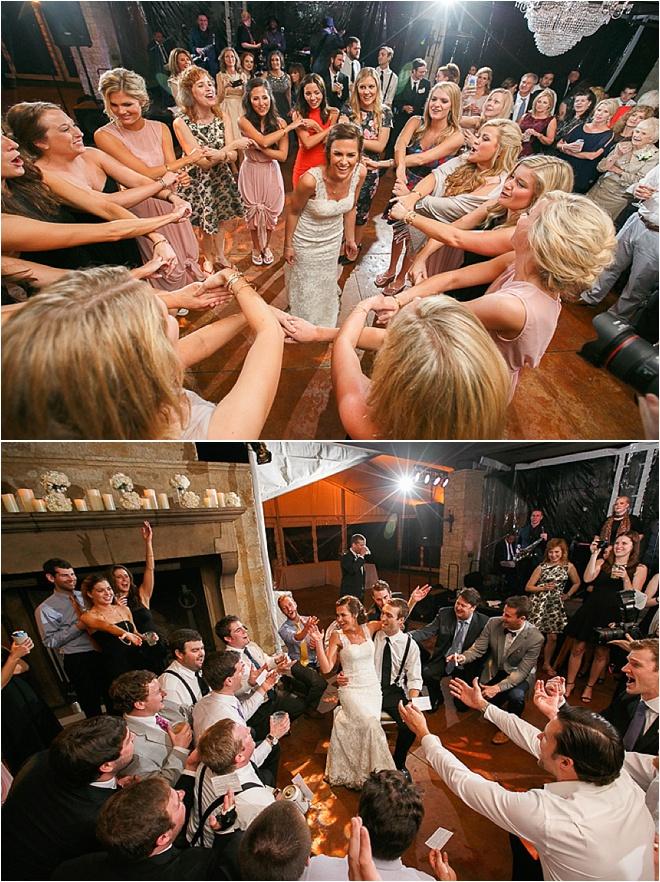 Blush, Ivory & Gold Wedding