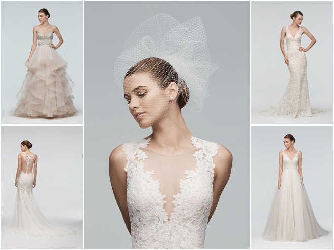 Watters Spring 2016 Trunk Show at Mia Bridal Couture