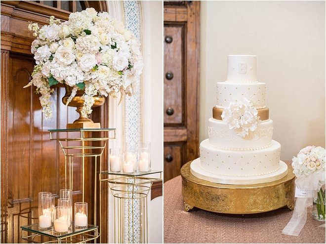 Blush & Gold Wedding by Christa Elyce Photography