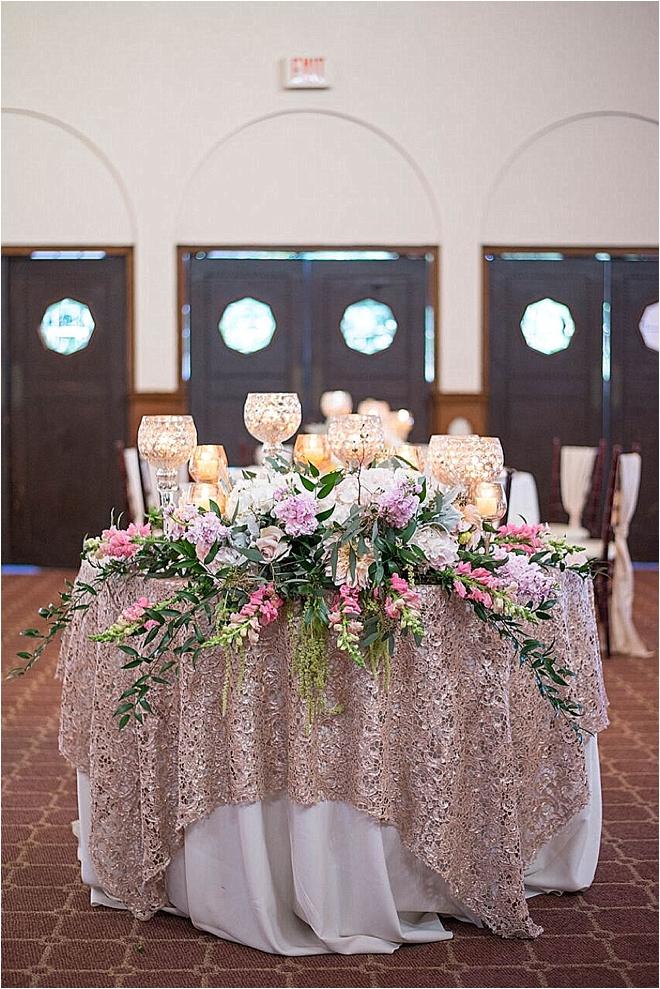 Blush & Gold Wedding by Christa Elyce Photography