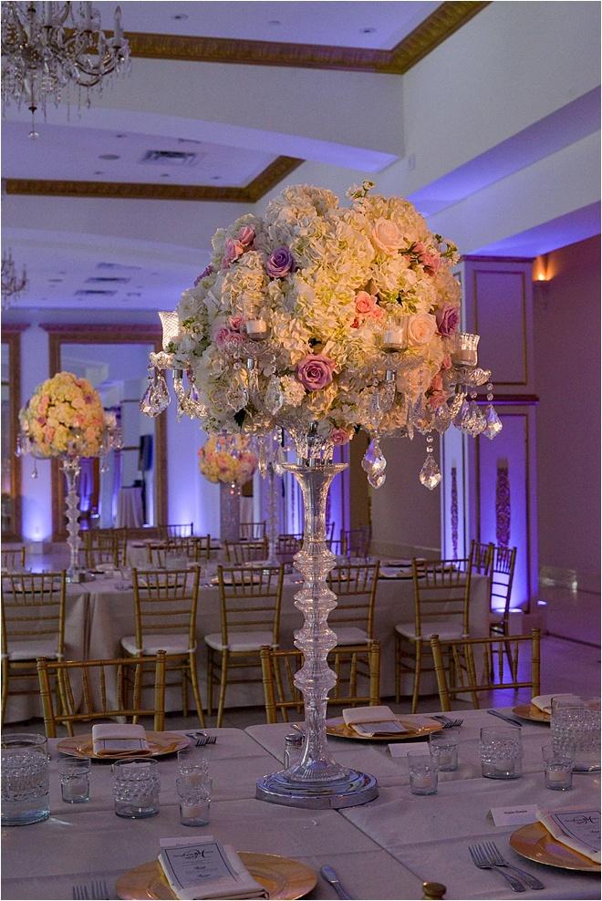 Lavender, Ivory & Gold Wedding at Chateau Cocomar - Houston Wedding Blog