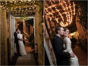 Winter Wonderland Wedding at Heather's Glen