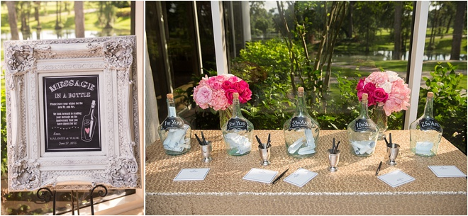 Navy, Pink & Silver Wedding by MD Turner Photography