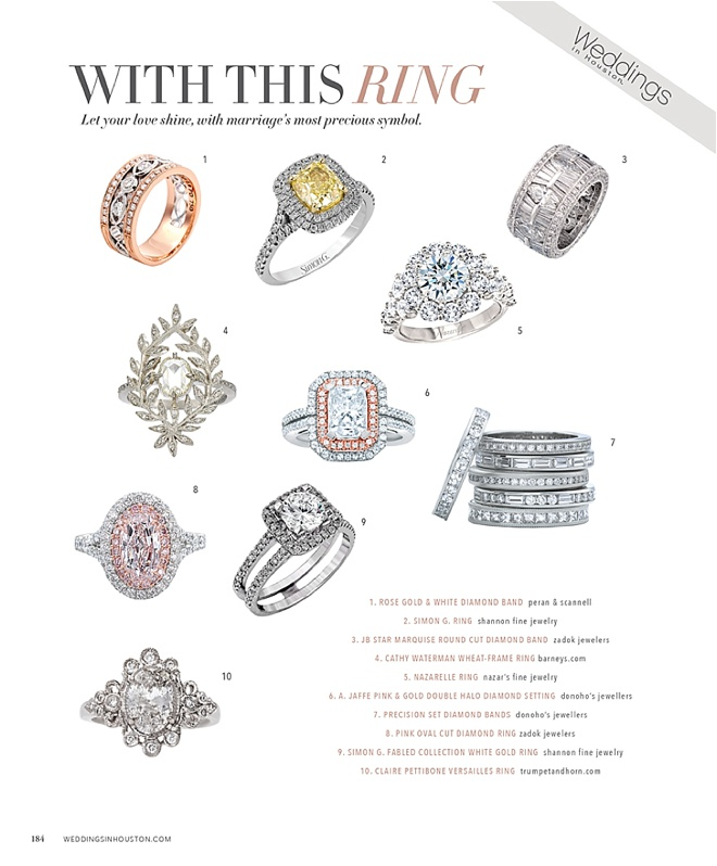 10 Unique Engagement Rings You'll Love