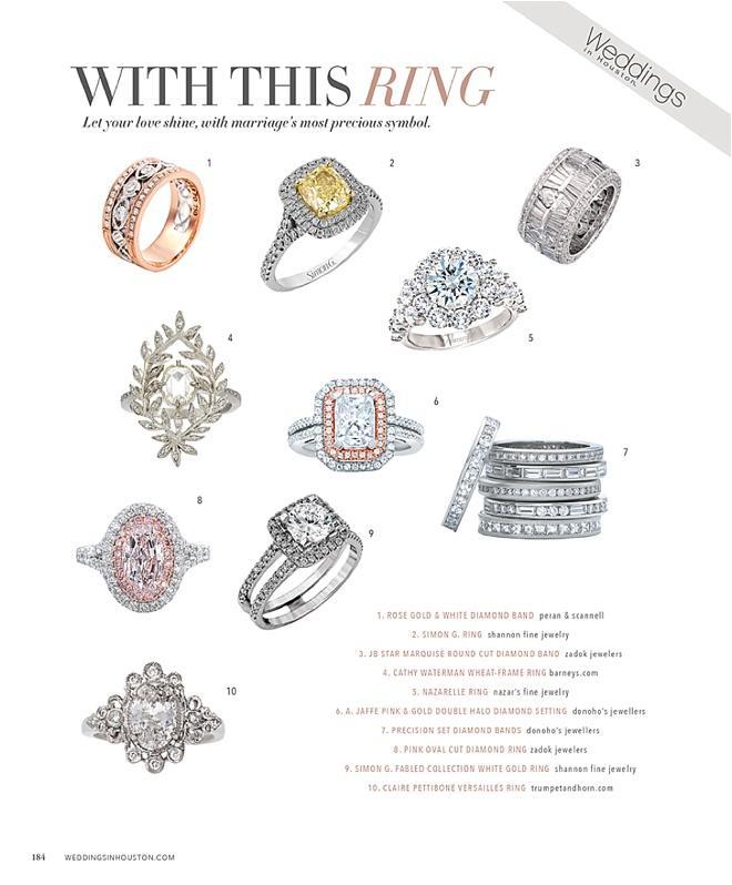 10 Unique Engagement Rings You'll Love