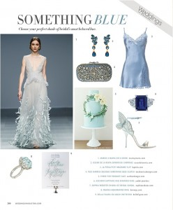 9 Ideas for Something Blue