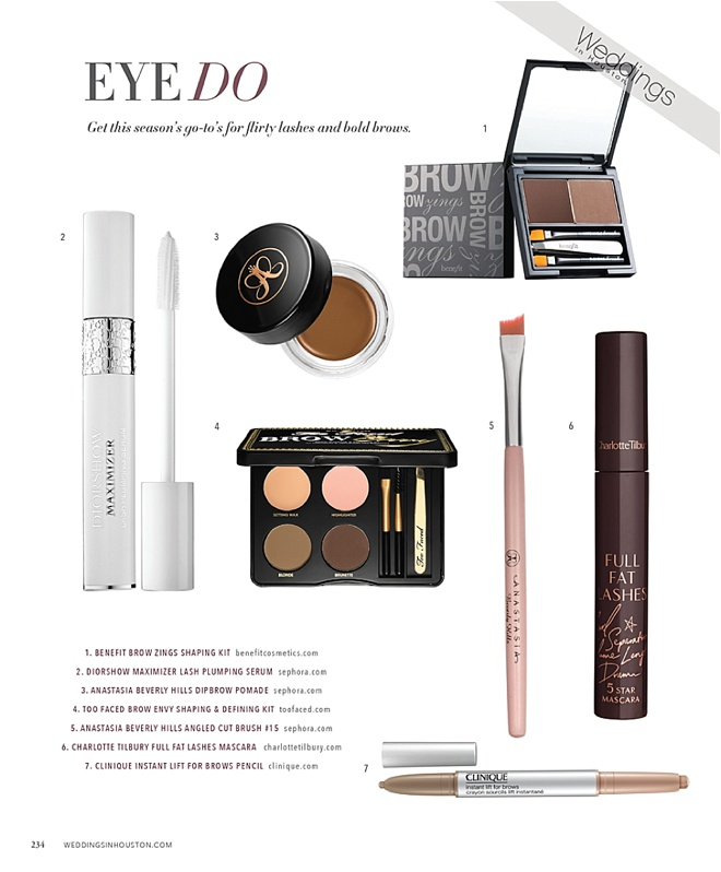 Bridal Beauty: Eye Do
