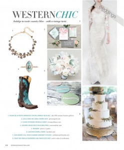 Get Inspired: Western Wedding Elegance