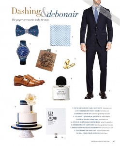 Grooms' Style Guide