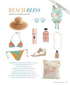 9 Beachside Honeymoon Essentials