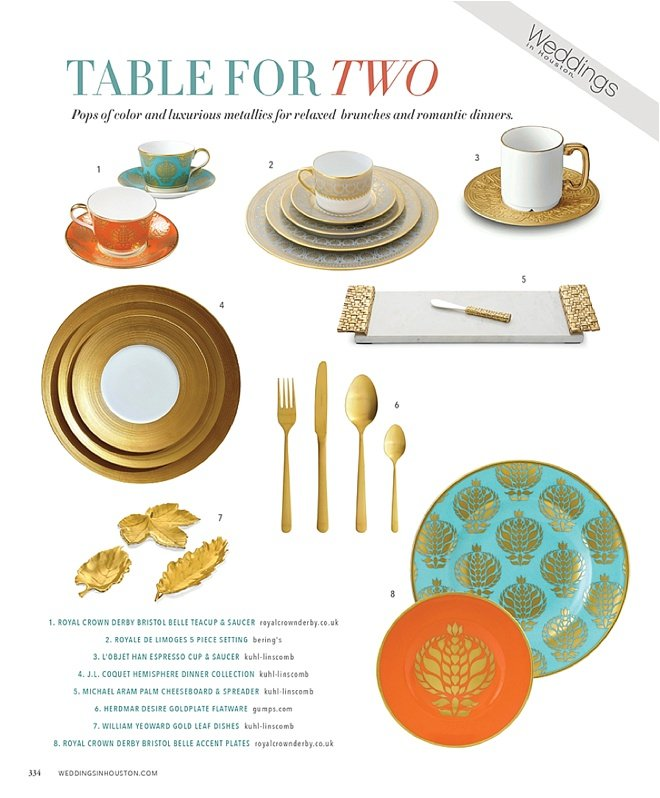 8 Items You'll Want On Your Registry