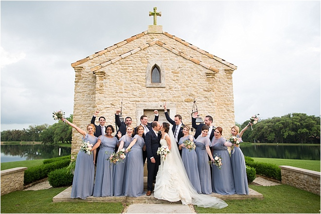 Champagne, Lavender, Sage & Blue Wedding