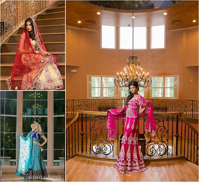 Stunning South Asian Bridal Styled Shoot at Chateau Polonez by Aventography -09-07_0003