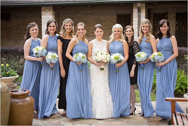 Blue & Gold Wedding by MD Turner Photography
