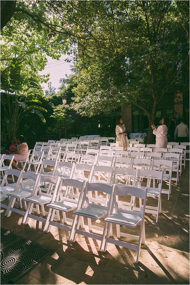 Cream, Blush & Fuchsia Wedding by Steve Lee Photography at Brennan's Houston