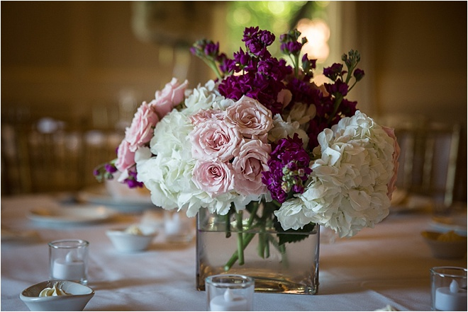 Ivory-Blush-and-Fuchsia-Tablescape