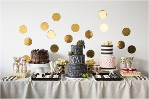 Dessert Gallery Makes a Sweet Impression on Weddings