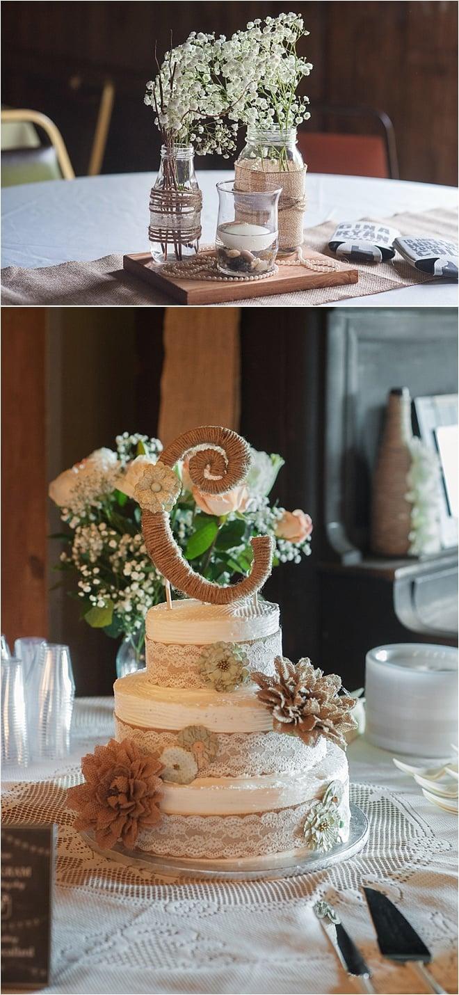 Rustic-Wedding-Decor-and-Cake