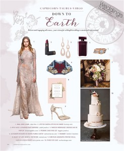 Zodiac Style: Wedding Ideas for Earth Sign Brides