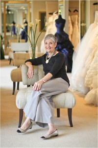 Joan Pillow: A Legacy in Bridal Couture…Plus Feb. 25-26 Trunk Show!