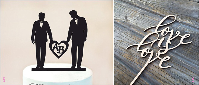 Same-Sex-Cake-Topper