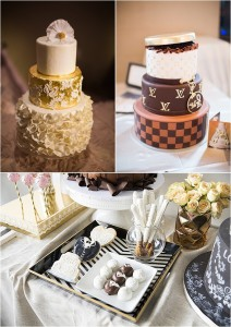 Houston Wedding Cake Designers at the I Do! Wedding Soiree