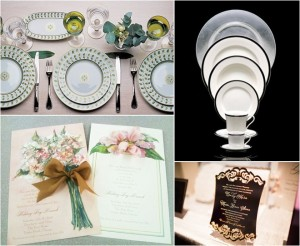 Wedding Invitations and Gift Registry at the I Do! Soiree