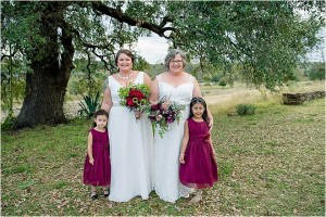 Elegant Fall-Colors Hill Country Wedding at King River Ranch