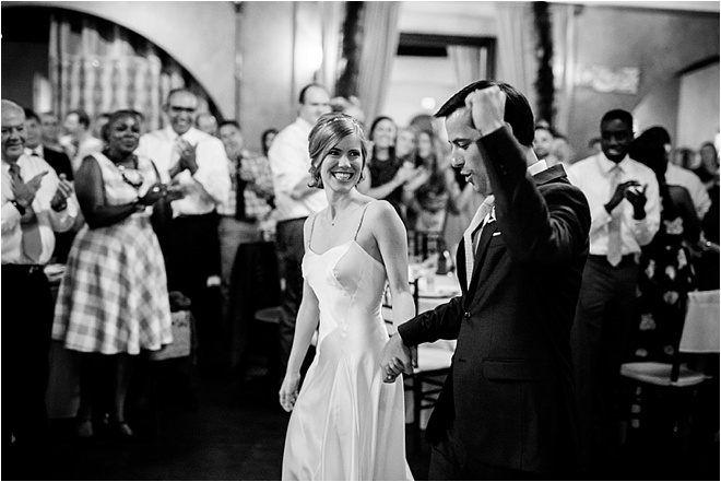 Bride-and-Groom-Entering-Reception