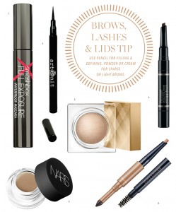 6 Products You Need for Flawless Brows & Eyes
