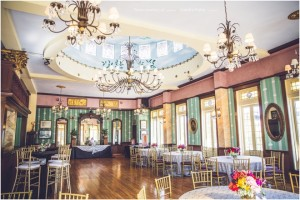 5 Reasons to Wed at the Historic Magnolia Ballroom
