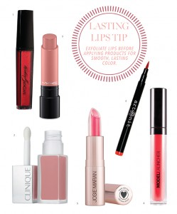 Our Top 6 Lip Products for the Kissable Bride