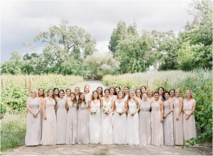 How to Choose Mix-And-Match Dresses with Bella Bridesmaids