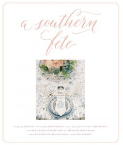 A Southern Fête