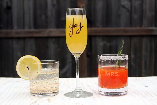 3 Wedding Craft Cocktail Ideas from Capitol Beverage Service