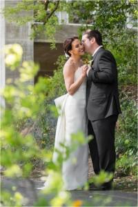 Lush White, Ivory & Gray Houston Wedding