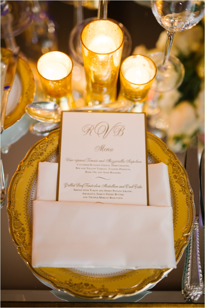 White-and-Gold-Menu-Cards