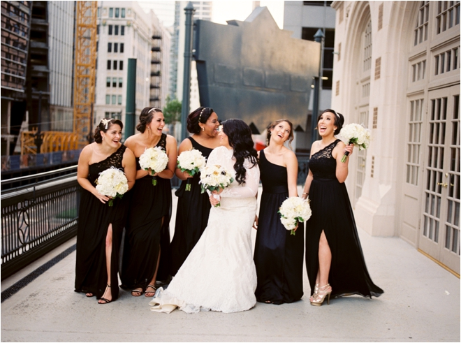 Black-Bridesmaids-Dresses