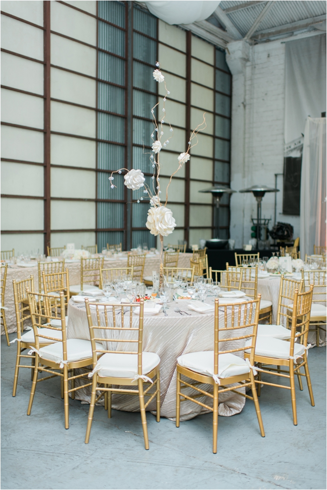 Ivory-and-Gold-Wedding-Reception