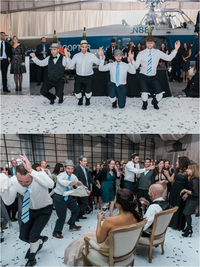Groomsmen-Dancing