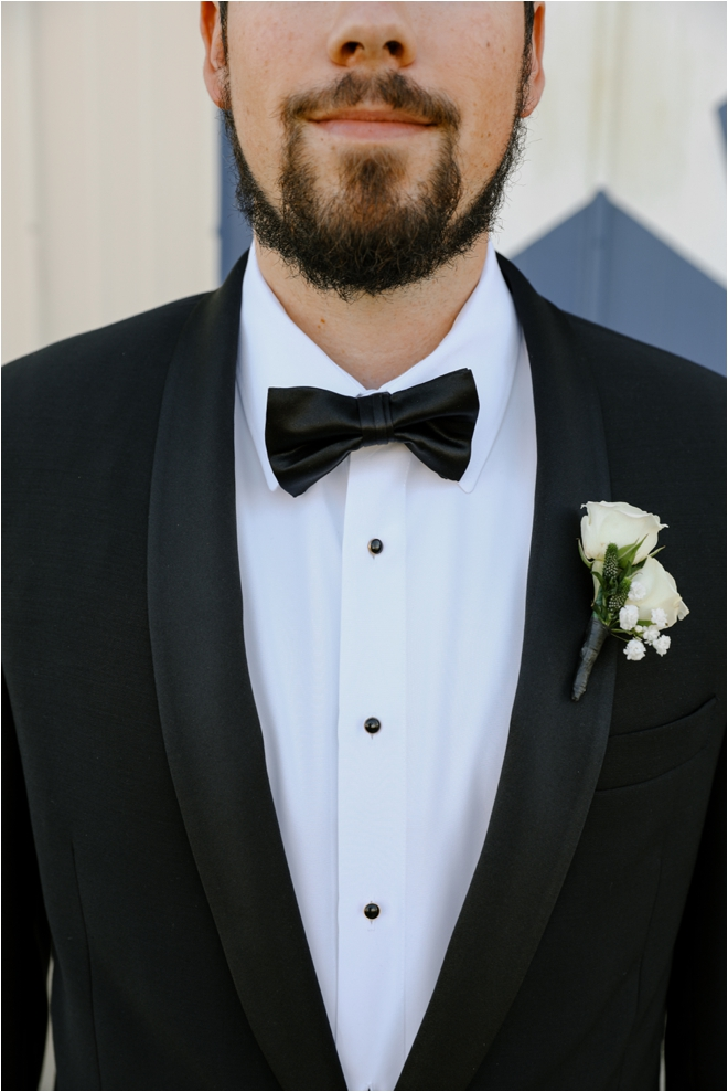 Groom-Bowtie-and-Boutonniere