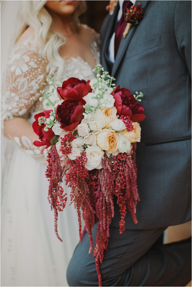 Marsala-and-White-Bridal-Bouquet